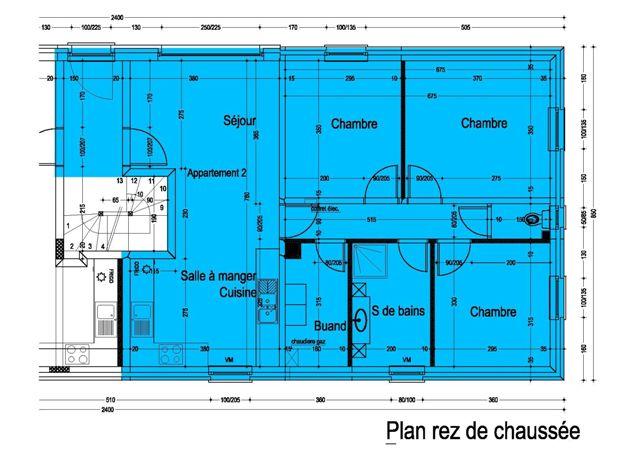 Appartements 3 Chambres Dans La Nouvelle Construction Vmi